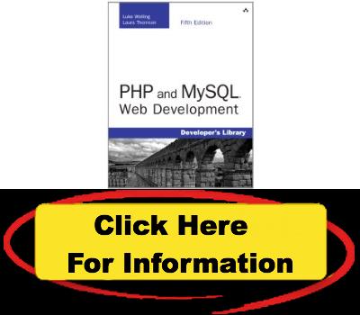 PHP WEB MYSQL DEVELOPMENT AND